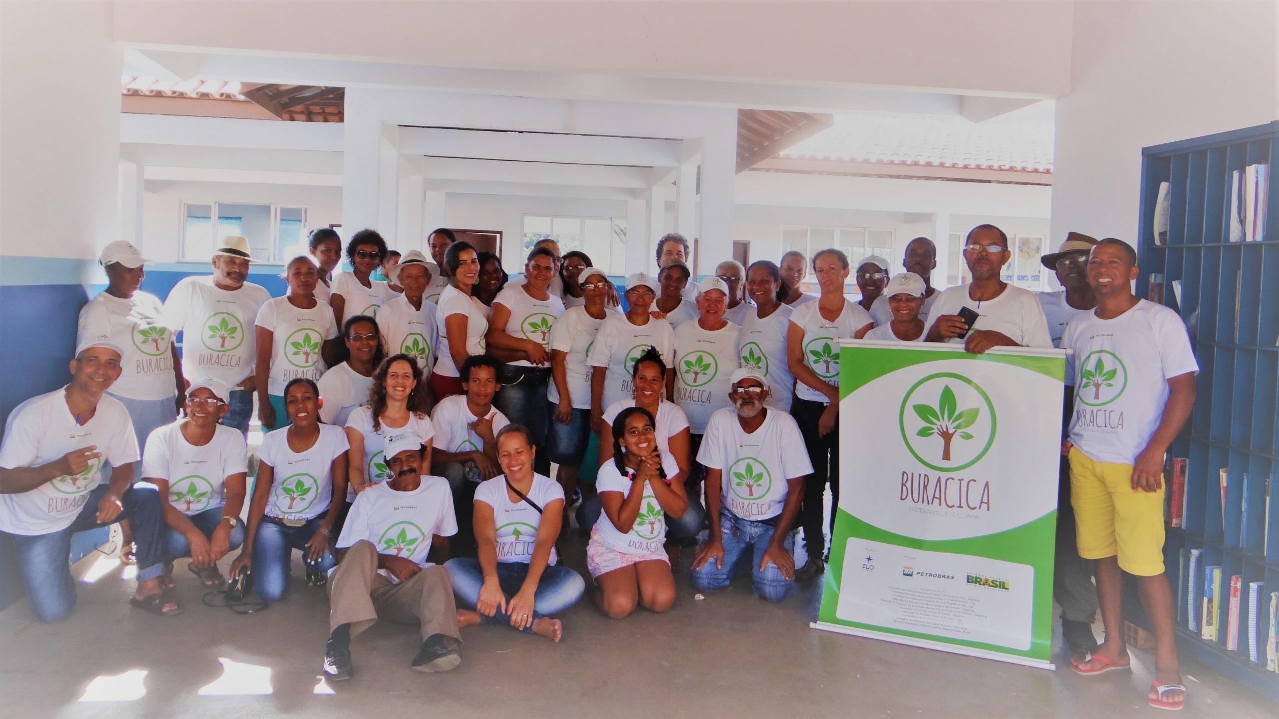 Oficina - Agroecologia e Preservação Ambiental